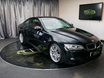 2013 BMW 3 SERIES 2.0 320D M SPORT 2d 181 BHP £8500.00