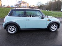 2012 MINI HATCH COOPER 1.6 COOPER 3d 122 BHP £5995.00