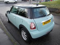 USED 2012 12 MINI HATCH COOPER 1.6 COOPER 3d 122 BHP ++LOW MILEAGE+SERVICE HISTORY++