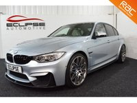 2016 BMW M3 3.0 M3 COMPETITION PACKAGE 4d AUTO 444 BHP £43995.00