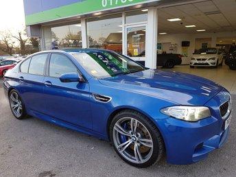 2015 BMW M5 4.4 M5 4d AUTO 553 BHP £35000.00