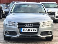 USED 2008 58 AUDI A4 2.0 TDI SE Multitronic 5dr **OVER 150 CARS ON SITE**