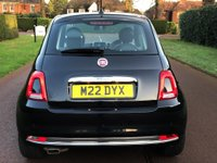 USED 2016 M FIAT 500 1.2 Lounge (s/s) 3dr GREAT VALUE+PRIVATE PLATE+2KEY
