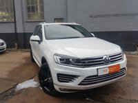 2016 VOLKSWAGEN TOUAREG 3.0 V6 R-LINE PLUS TDI BLUEMOTION TECHNOLOGY 5d AUTO 259 BHP £29995.00