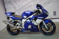 2000 YAMAHA YZF R6 599cc YZF R6  £2380.00