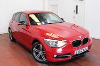 2012 BMW 1 SERIES 1.6 114I SPORT 5d 101 BHP £8995.00