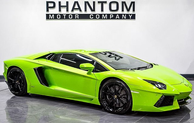 USED 2015 15 LAMBORGHINI AVENTADOR 6.5 V12 2d AUTO 691 BHP