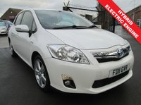 USED 2011 11 TOYOTA AURIS 1.8 T SPIRIT 5d AUTO 99 BHP BLUETOOTH INTERFACE - CLIMATE CONTROL