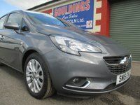 USED 2015 15 VAUXHALL CORSA 1.4 SE ECOFLEX 5d 89 BHP FULL SERVICE HISTORY - SEE IMAGES
