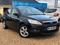 2008 FORD FOCUS 1.8 STYLE 5d 125 BHP £4495.00