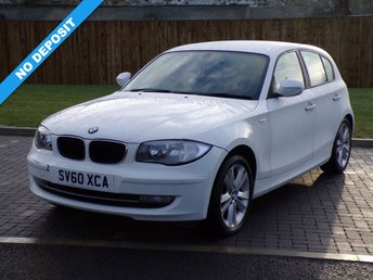 2010 BMW 1 SERIES 2.0 116D SPORT 5d 114 BHP £5995.00