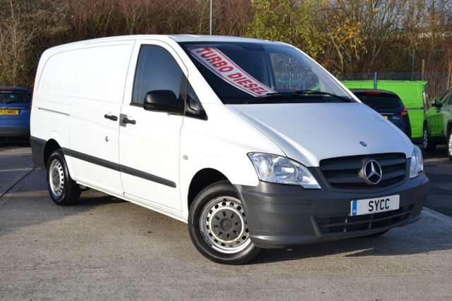 USED 2015 15 MERCEDES-BENZ VITO 2.1 113 CDI 5d 136 BHP LONG WHEEL BASE LWB 1 COMPANY OWNER ~ SECURITY LOCKS ~ 6 MONTHS WARRANTY ~ 6 MONTHS BREAKDOWN COVER