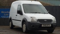 USED 2011 11 FORD TRANSIT CONNECT 1.8 T230 HR 1d 90 BHP