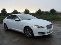 2015 JAGUAR XF 2.2 D LUXURY 4d AUTO 163 BHP £15500.00