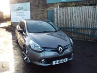 USED 2015 15 RENAULT CLIO 0.9 DYNAMIQUE S MEDIANAV ENERGY TCE S/S 5d 90 BHP Touch Screen SAT NAV ONE Owner