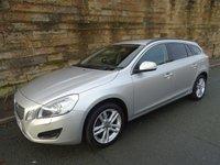 2013 VOLVO V60 1.6 D2 SE 5d 113 BHP £7190.00