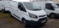 2014 FORD TRANSIT CUSTOM 290 100PS BASE  L2 H1 VAN £9495.00