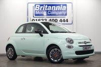 2015 FIAT 500 1.2 POP 3 DOOR 70 BHP NEW MODEL £5790.00