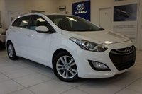 USED 2013 13 HYUNDAI I30 1.6 CRDI STYLE BLUE DRIVE 5d 126 BHP Full Service History
