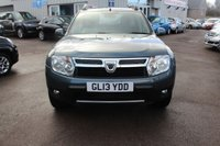 USED 2013 13 DACIA DUSTER 1.5 LAUREATE DCI 4WD 5d 109 BHP