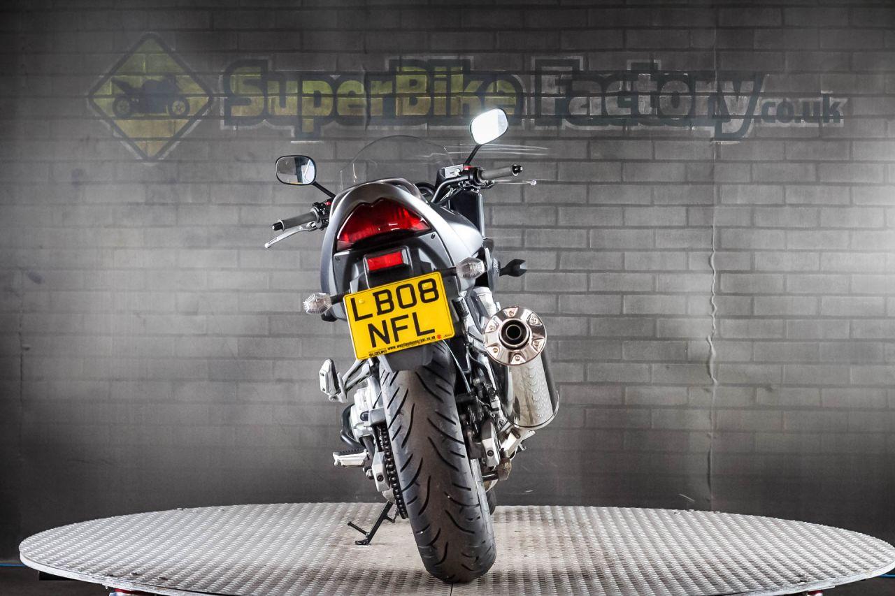 2008 Suzuki Bandit 650 Gsf 650 2 991