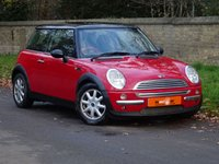 2002 MINI HATCH COOPER 1.6 COOPER 3d 114 BHP £1500.00