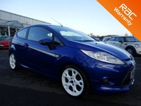 USED 2010 60 FORD FIESTA 1.6 S1600 3d 118 BHP LIMITED EDITION FORD FIESTA S 1600, 1 OF ONLY 500 BUILT, WE HAVE 2!