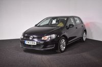 2013 VOLKSWAGEN GOLF 1.6 SE TDI BLUEMOTION TECHNOLOGY 5d 103 BHP £7999.00