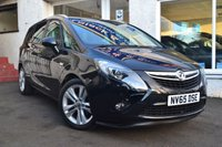 2015 VAUXHALL ZAFIRA TOURER 1.4 TURBO SRI 5d 138 BHP £8550.00