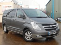 USED 2010 60 HYUNDAI I800 2.5 STYLE CRDI 5d 168 BHP 2 OWNERS | JUST BEEN SERVICED