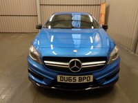 USED 2015 65 MERCEDES-BENZ A CLASS 2.0 A45 AMG 4MATIC 5d AUTO 360 BHP
