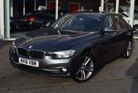 2016 BMW 3 SERIES 2.0 318D SPORT 4d 148 BHP £14890.00