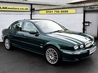 USED 2005 05 JAGUAR X-TYPE 3.0 V6 SE 4d 231 BHP * FREE DELIVERY AND WARRANTY *