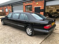 USED 2000 X MERCEDES-BENZ E CLASS  E240 V6 CLASSIC 6d AUTO  COLMEN LIMOUSINE OFFERS