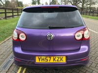 USED 2007 57 VOLKSWAGEN GOLF 3.2 R32 3d 250 BHP