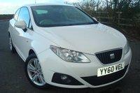 2011 SEAT IBIZA 1.4 GOOD STUFF 3d 85 BHP £2195.00