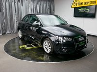 USED 2012 AUDI A1 1.6 TDI SPORT 3d 103 BHP £0 DEPOSIT FINANCE AVAILABLE, AIR CONDITIONING, AUX INPUT, BLUETOOTH CONNECTIVITY, CLIMATE CONTROL, FRONT SPORTS SEATS,  START/STOP SYSTEM, STEERING WHEEL CONTROLS, TRIP COMPUTER