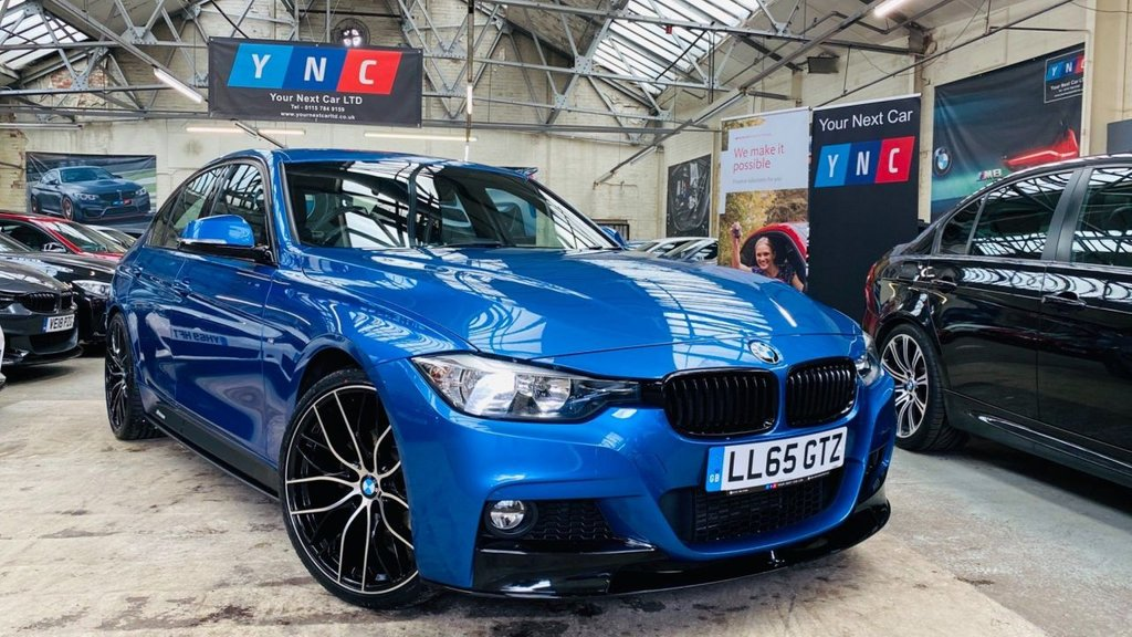 USED 2015 65 BMW 3 SERIES 2.0 320d BluePerformance M Sport Auto (s/s) 4dr PERFORMANCEKIT+20S+VTIDYCAR