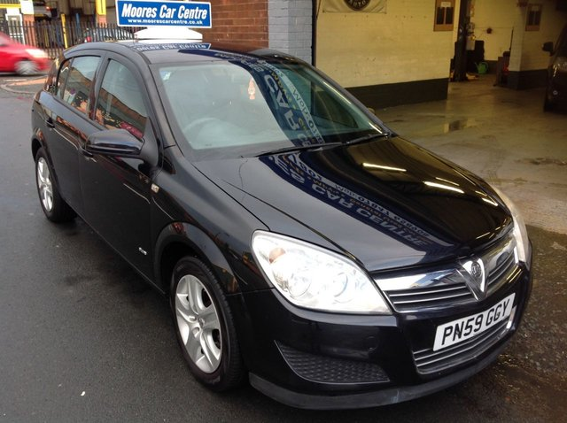 2009 59 VAUXHALL ASTRA 1.4 CLUB 16V TWINPORT
