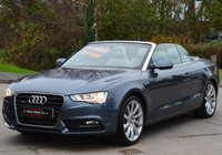 2014 AUDI A5 2.0 TFSI QUATTRO SE 2d AUTO 222 BHP £16995.00
