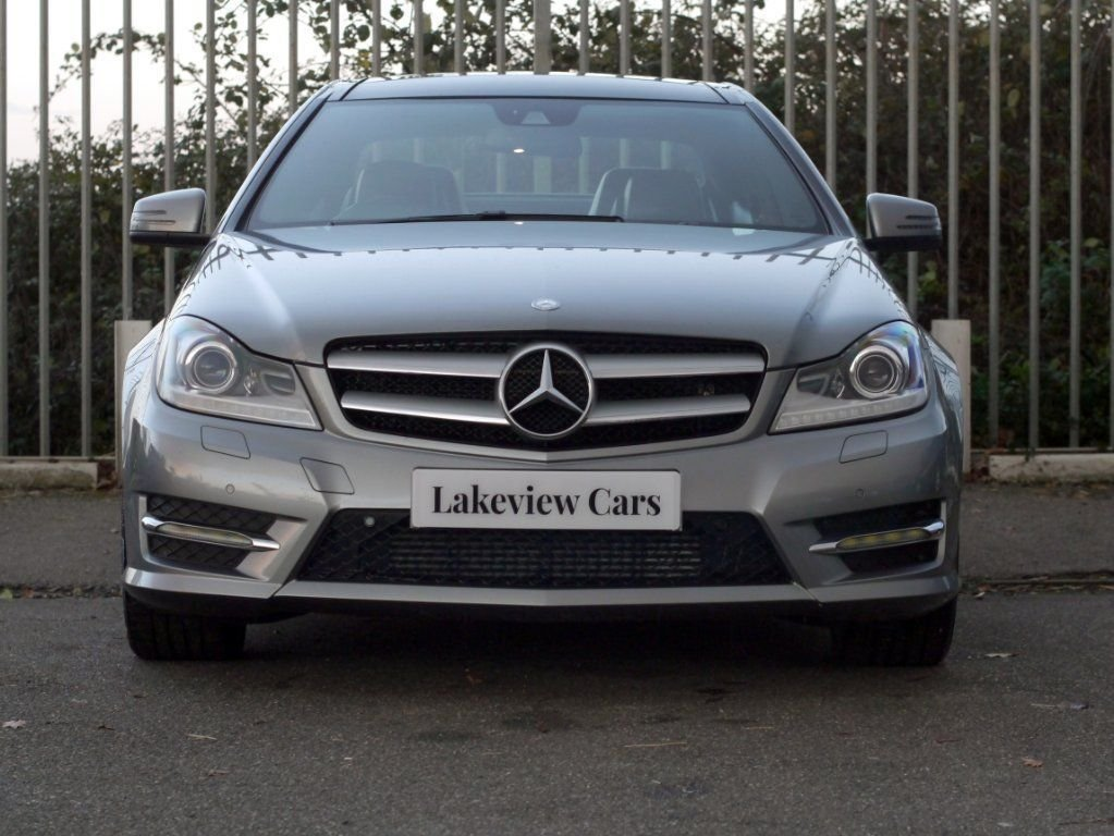 USED 2015 15 MERCEDES-BENZ C-CLASS 2.1 C220 CDI AMG SPORT EDITION PREMIUM PLUS 2d AUTO 168 BHP