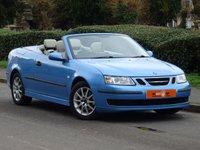2007 SAAB 9-3 1.9 LINEAR TID 2d 150 BHP £3450.00