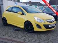 USED 2012 61 VAUXHALL CORSA 1.2 LIMITED EDITION 3d 83 BHP