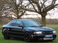 2000 AUDI A4 2.7 S4 QUATTRO 4d 262 BHP £10490.00