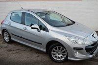 2011 PEUGEOT 308 1.6 HDI SR 5d 92 BHP £3488.00