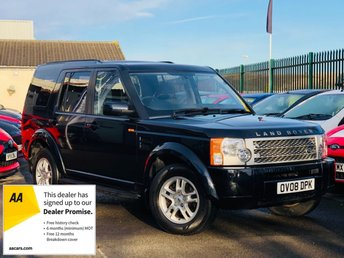 2008 LAND ROVER DISCOVERY 2.7 3 TDV6 GS 5d AUTO 188 BHP £7995.00
