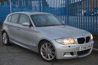 2006 BMW 1 SERIES 2.0 120I M SPORT 5d 148 BHP £2995.00