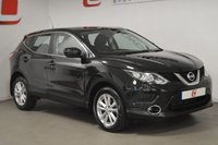 USED 2015 65 NISSAN QASHQAI 1.2 ACENTA DIG-T 5d 113 BHP PART EX WELCOME + LOW MILES + NEW SHAPE