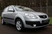 USED 2009 59 KIA RIO 1.5 3 CRDI 5d 109 BHP A CHEAP LOW MILEAGE CAR WITH LOW RUNNING COSTS AND M.O.T UNTIL NOVEMBER 2019!!!