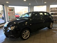 2015 SEAT IBIZA 1.4 TOCA 3d 85 BHP £5995.00